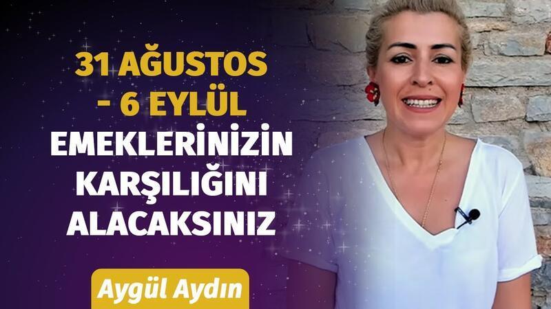 Eylül'ün İlk Haftasında Burçları Neler Bekliyor? | Astrolog Aygül Aydın'dan Haftalık Burç Yorumları