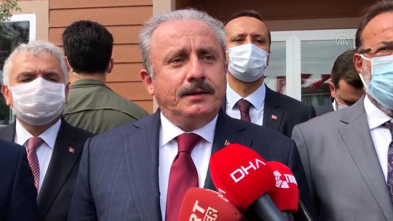 TBMM Başkanı Mustafa Şentop'tan 'idam' açıklaması