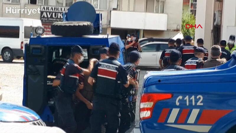 Zongukdak'ta 2 kişiyi öldürerek gömen  baba ve oğlu yakalandı