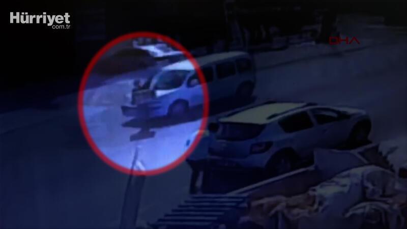Avcılar'da aracın çarptığı genç metrelerce sürüklendi