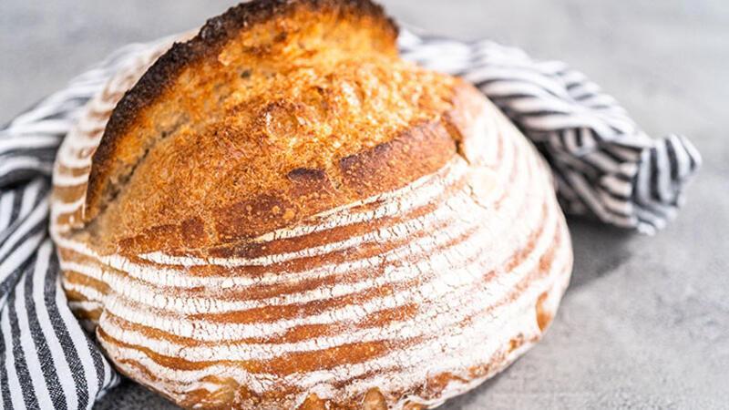 Hep hayalini kurduğunuz o kabarık ev ekmeklerinin sırrı: Mayalama sepeti