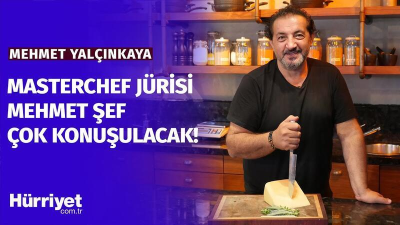 Masterchef Jürisi Mehmet Şef'ten Çok Konuşulacak Cumhurbaşkanı Erdoğan, Acun ve Tarkan Yorumu!