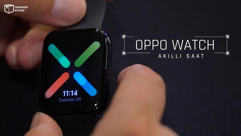 Oppo Watch Türkiye'de