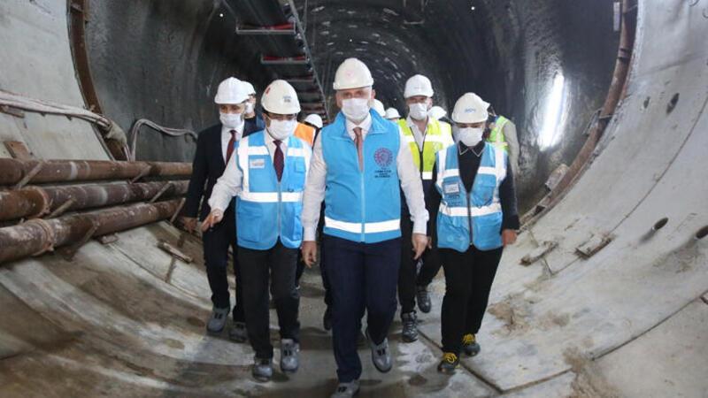 Ulaştırma Bakanı Karaismailoğlu'ndan önemli metro açıklaması