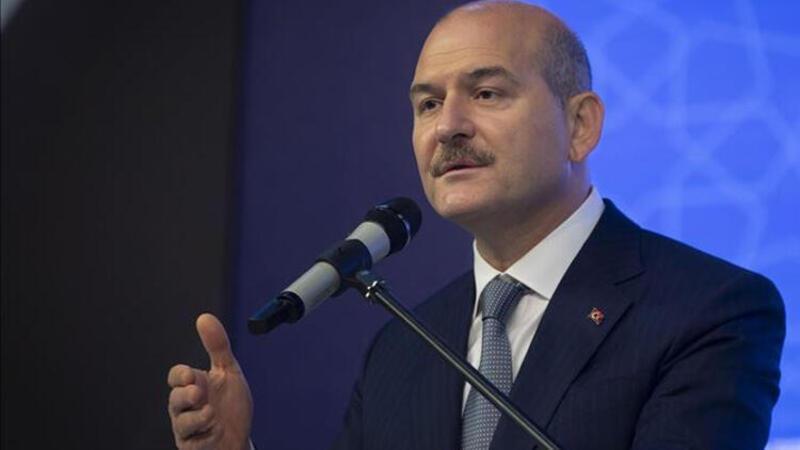 Süleyman Soylu'dan 'Erol Mütercimler' açıklaması