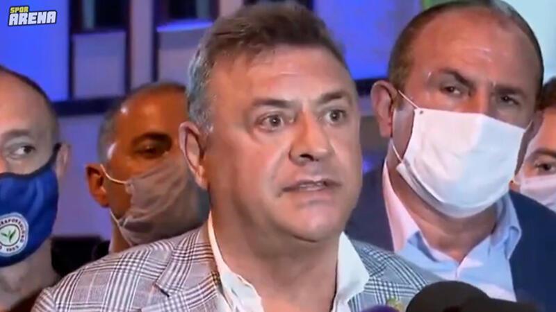 Çaykur Rizespor-Fenerbahçe maç sonu Hasan Kartal'ın açıklamaları
