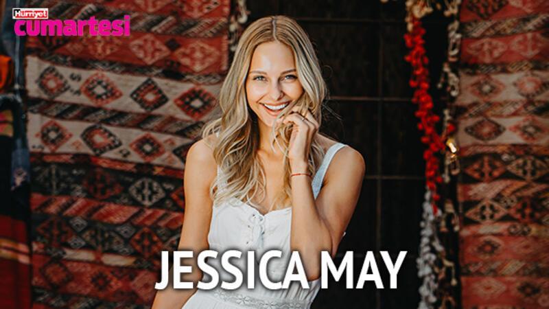 Hakan Gence, Jessica May'le konuştu. Bugün Hürriyet Cumartesi'de