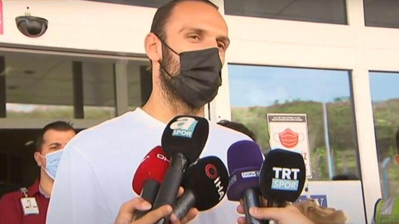 Fenerbahçe'de Vedat Muriqi veda etti!