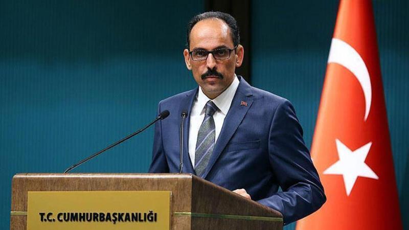 Son dakika haberler... Cumhurbaşkanlığı Sözcüsü Kalın'dan 'Doğu Akdeniz' mesajı