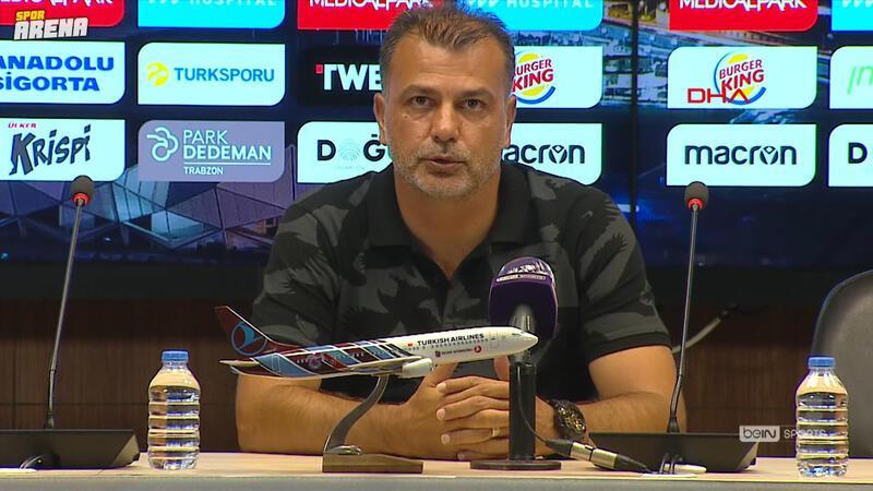 Murat Şahin: 'Transferler söylendiği gibi büyük ihtimalle olacaktır'