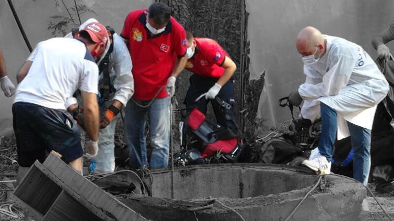 Kayıp esnafın cesedi su kuyusunda bulundu