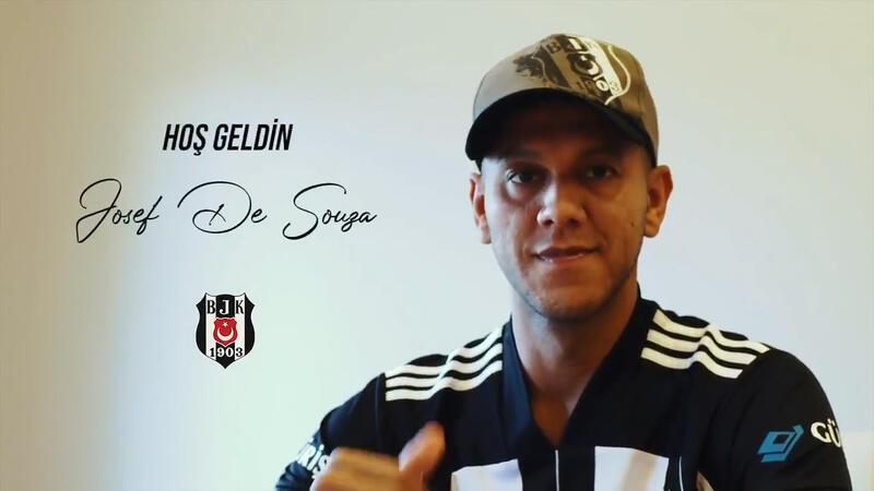Beşiktaş, Josef de Souza transferini açıkladı!