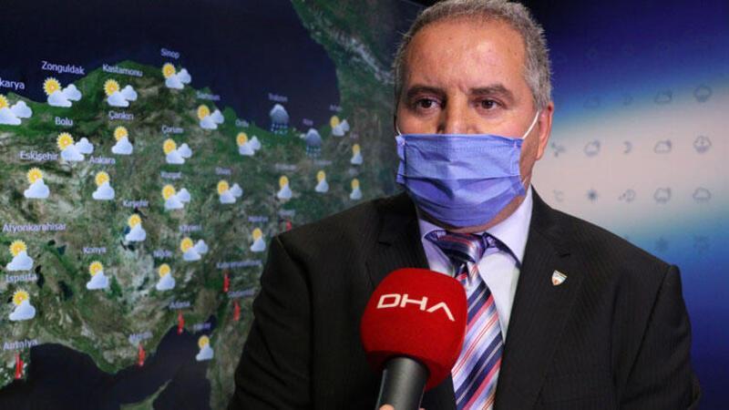 Türkiye, Cuma günü yağışlı havanın etkisine girecek