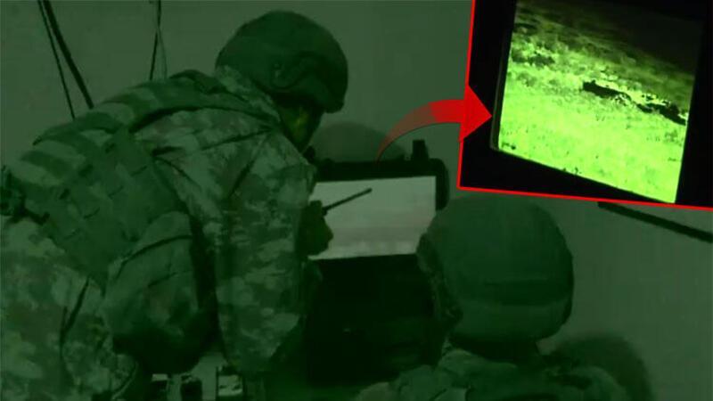 Son dakika haber... 11 PKK'lı terörist etkisiz hale getirildi