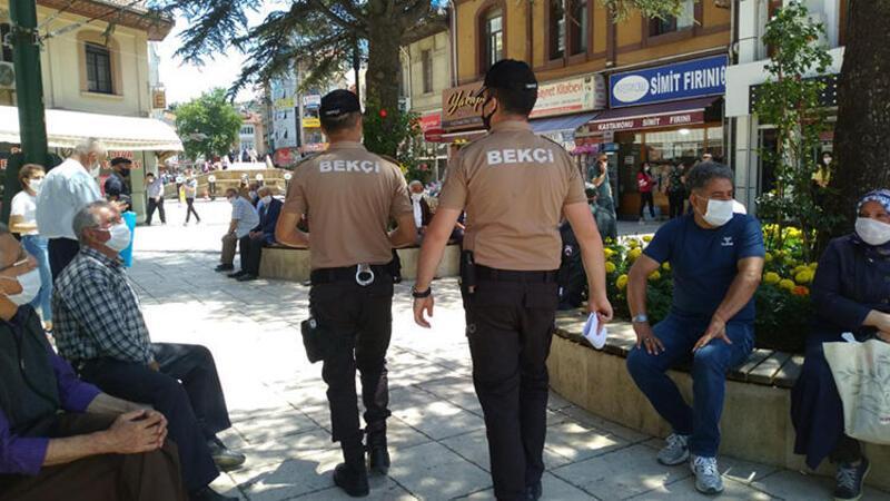 Kastamonu'da halkın yoğun bulunduğu yerlerde sigara yasağı