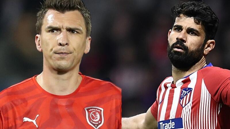 Süleyman Arat: 'Fenerbahçe'de Mandzukic veya Diego Costa'dan birisi olabilir'