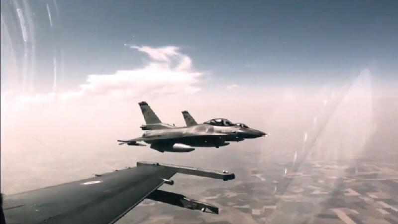 MSB: NATO eğitim uçuşu kapsamında NEXUS ACE görevi icra edildi