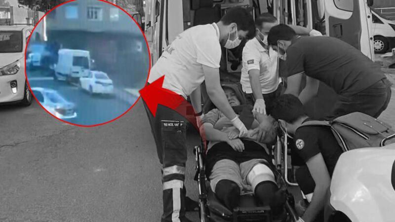Ataşehir'de evine gelen kadına karşılaştığı hırsızlar ateş etti