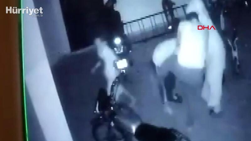 Gaziantep'te bir çift, komşularının çocuğunu garajda dövdü