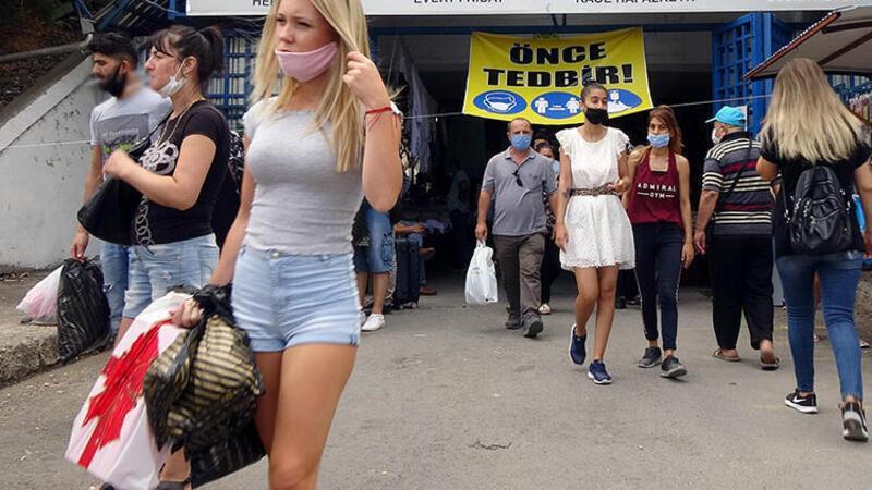 Edirne'ye gelen Bulgar turistler: Bizde böyle koronavirüs tedbirleri yok
