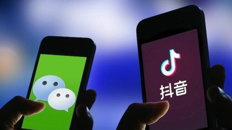 Son dakika haberler... ABD'den TikTok ve WeChat hakkında flaş karar!