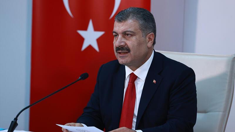Sağlık Bakanı Fahrettin Koca, İzmir'de Ege Bölge İlleri Değerlendirme Toplantısı'na katıldı