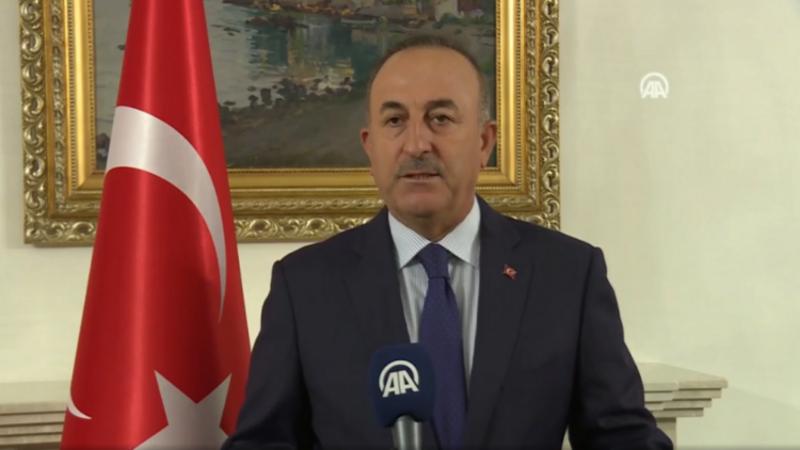 """Çavuşoğlu: """"Yunan gazetesi alçakça bir manşet attı. Yunan Büyükelçiyi bakanlığa çağırdık"""""""