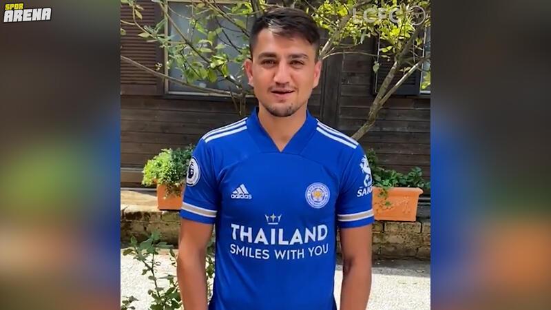 Cengiz Ünder resmen Leicester City'de!