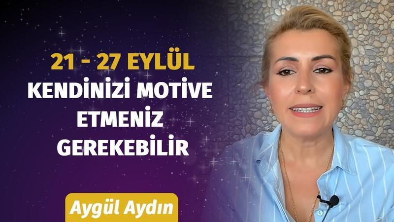 21 Eylül Haftasında Burçları Neler Bekliyor? Astrolog Aygül Aydın Anlatıyor...