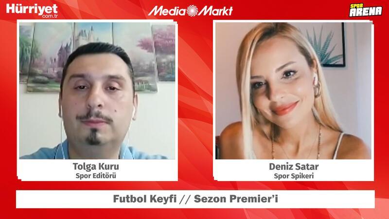 Futbol Keyfi  | Deniz Satar: 'Fatih Terim Galatasaray'da çok rahat rotasyon yapabiliyor'