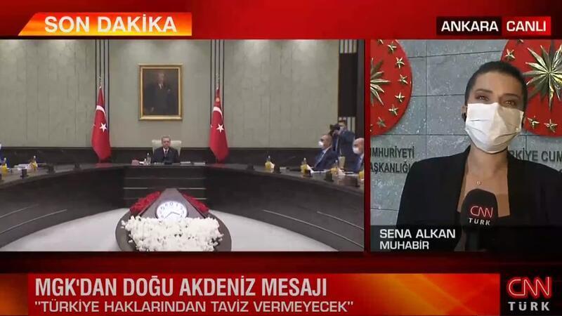 Son dakika haberi: MGK'dan Doğu Akdeniz vurgusu! Dört maddelik bildiri yayınlandı