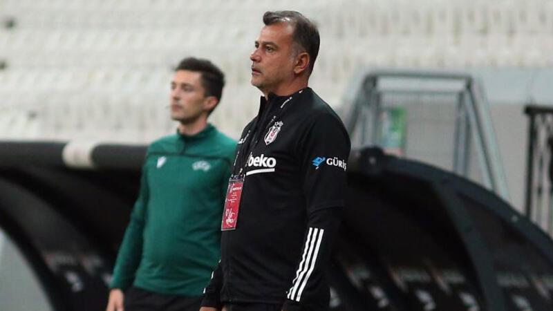 Beşiktaş'ın yardımcı antrenörü Murat Şahin, açıklamalarda bulundu