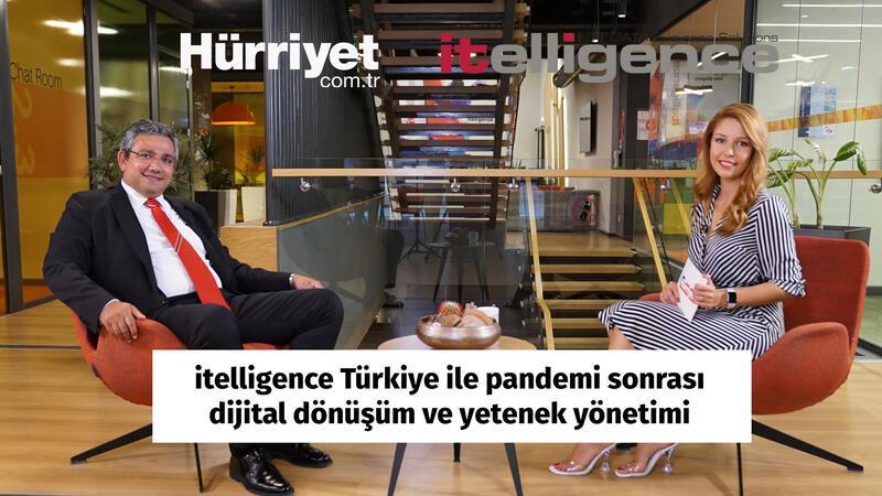 itelligence Türkiye ile pandemi sonrası dijital dönüşüm ve yetenek yönetimi
