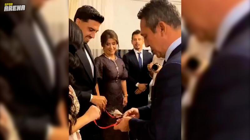 Ozan Tufan, sevgilisi Rojin Haspolat ile nişanlandı