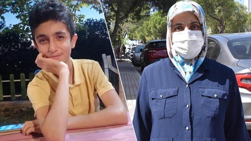 Halilcan sokak köpeklerinden kaçarken kazada öldü