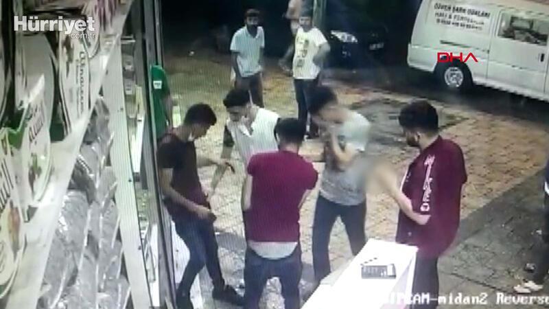 İkiz kardeşleri bıçakla yaralayıp, cep telefonlarını gasbeden şüpheliler yakalandı