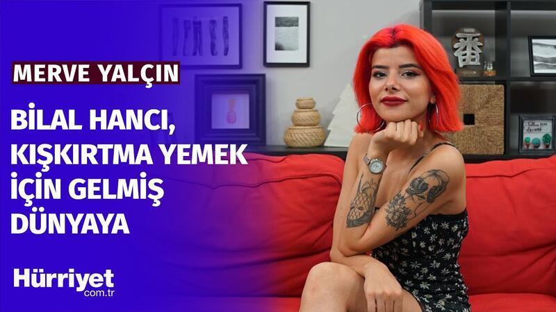 """Merve Yalçın: """"Berkcan Güven'in eleştiri videolarını izlerken hayattan soğuyorum"""""""