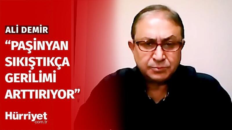 Emekli Jandarma Tuğgeneral Ali Demir:  Askeri ve psikolojik üstünlük Azerbaycan'da!