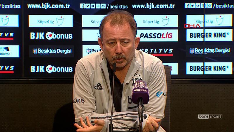 Sergen Yalçın: 'Oynanan oyun bize ümit vermiyor'