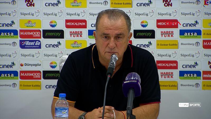 Fatih Terim: 'Galatasaray'ı terk etmedim oyunu terk ettim!'