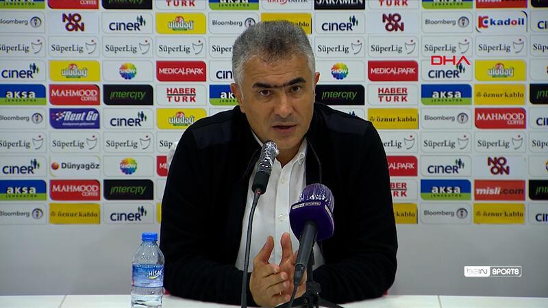 Mehmet Altıparmak: 'Üst sıraları hedefleyen bir Kasımpaşa var'