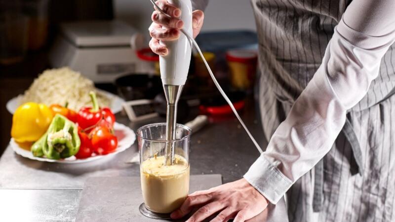 El blender'ıyla mayonez yaparken bu detaylara dikkat