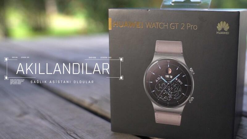 Huawei Watch GT2 Pro: Bir mühendislik harikası