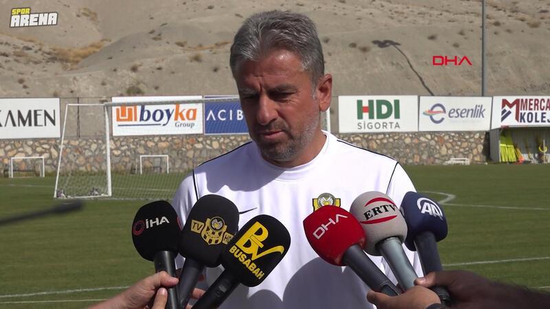 Hamza Hamzaoğlu: Bizi hedefe taşıyabilecek iyi bir kadro kurduk