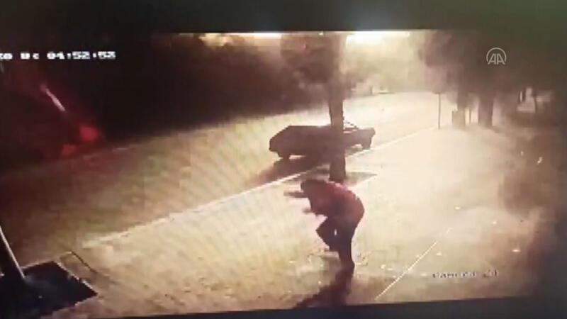 Son dakika! Ermenistan, Azerbaycan'ın Gence kentini böyle vurdu