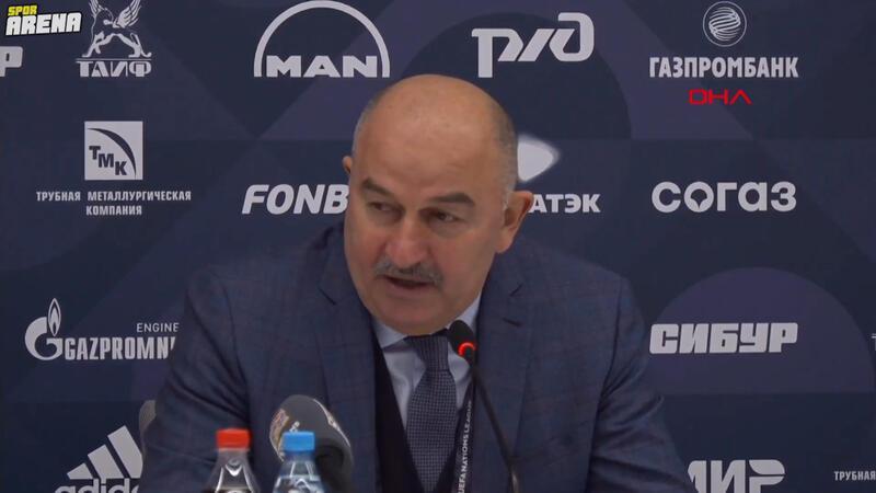 Stanislav Çerçesov: Türkiye'ye 90 dakika baskı yapmak mümkün değil!