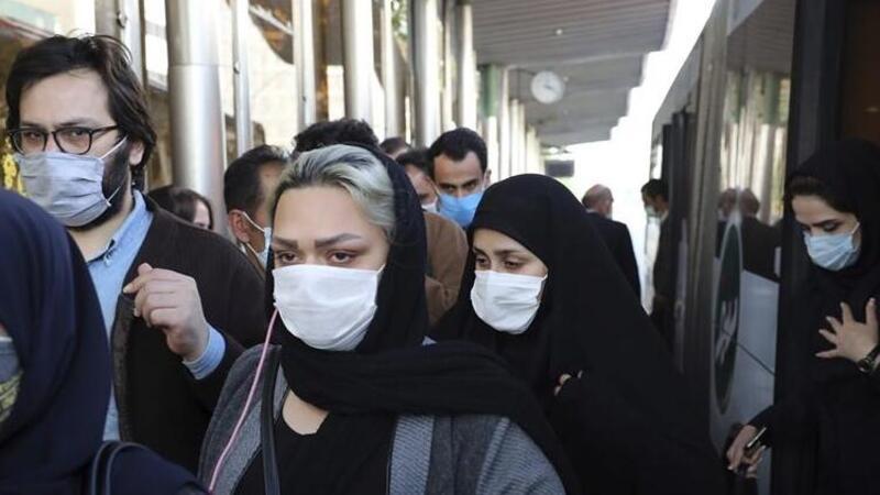 İran'da koronavirüsten bir günde rekor can kaybı