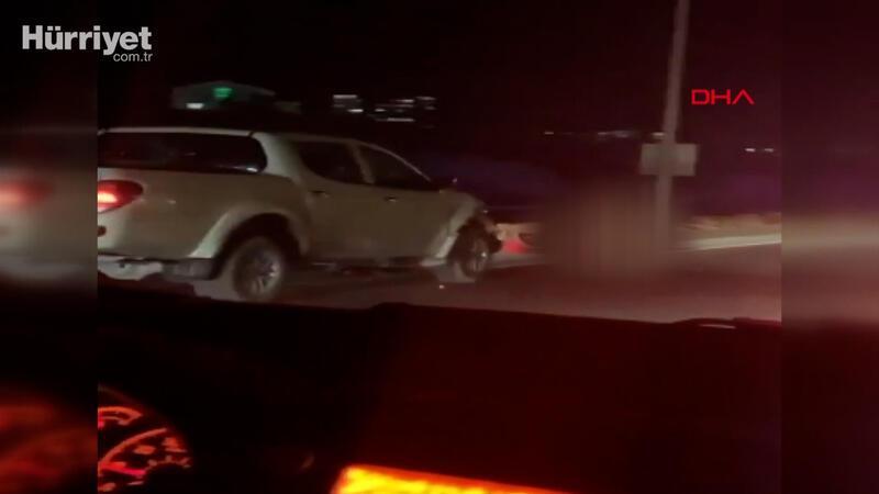 Başakşehir'de kamyonetin çarptığı hamile anne ile 1 yaşındaki bebeği öldü