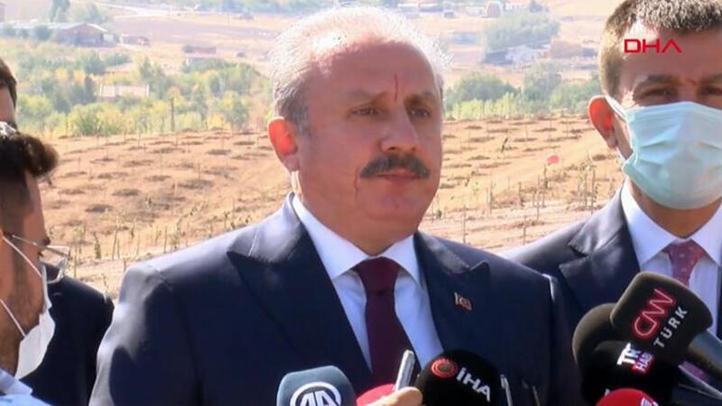 Son dakika... TBMM Başkanı Şentop'tan erken seçim açıklaması
