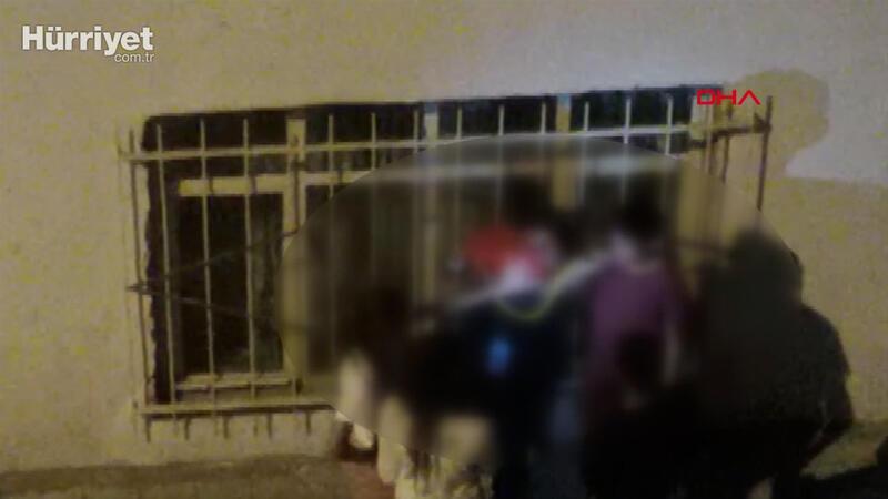6 çocuk sokakta nargile içti, polis çocuk şubeye götürdü